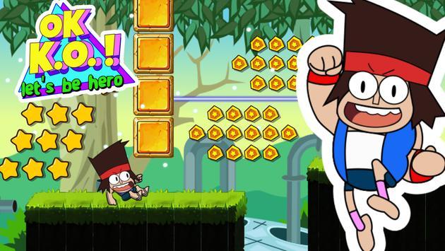 OK Let's Be Super Heroes screenshot 7