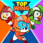 Super Top Wings Games icon