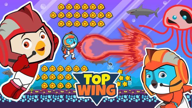 Super Top Wings Games screenshot 9