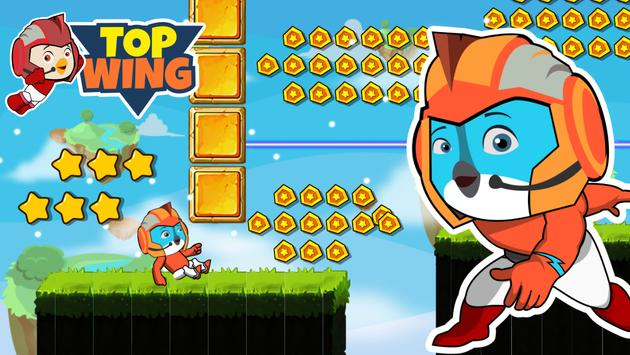 Super Top Wings Games screenshot 20