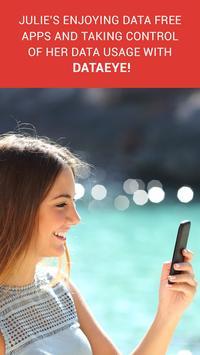DataEye   Save Mobile Data poster