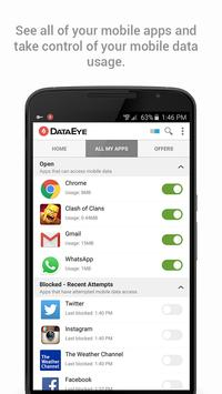 DataEye screenshot 2