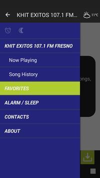 KHIT EXITOS 107.1 Fresno screenshot 2