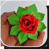 Lotus Origami Tutorials icon