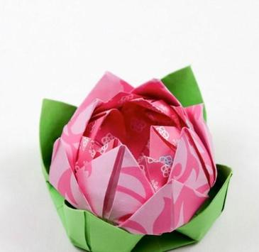 Lotus Origami Tutorials screenshot 1