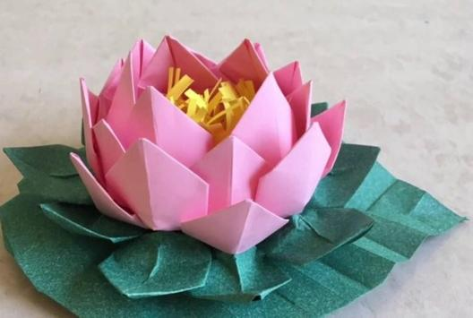Lotus Origami Tutorials screenshot 2