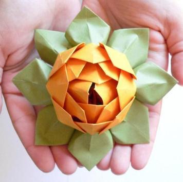 Lotus Origami Tutorials screenshot 4