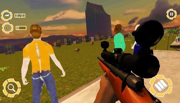 Lion Hunt 3D screenshot 4