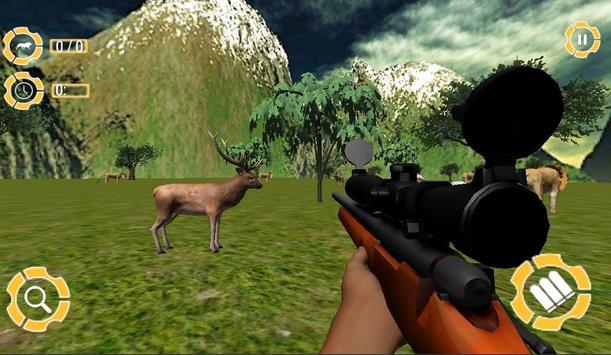 Lion Hunt 3D screenshot 5
