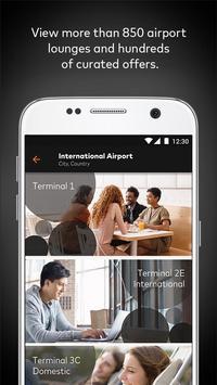 Mastercard Airport Experiences apk screenshot