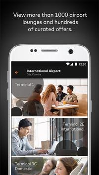 Mastercard Airport Experiences screenshot 1