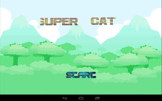 Super Cat Miaou poster