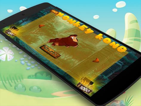 Jungle Monkey Kong screenshot 1