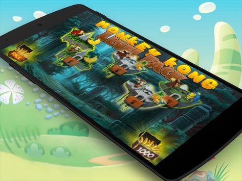 Jungle Monkey Kong screenshot 7