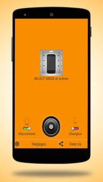 Anti Theft Alarm apk screenshot