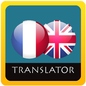 French English Dictionary - Translator icon