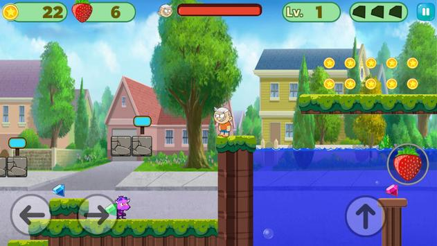 Jungle Loud House Adventure apk screenshot