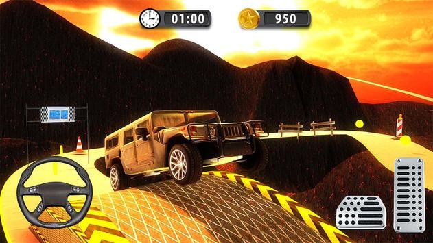 Mountain 4x4 Climb Racing 2017 apk screenshot
