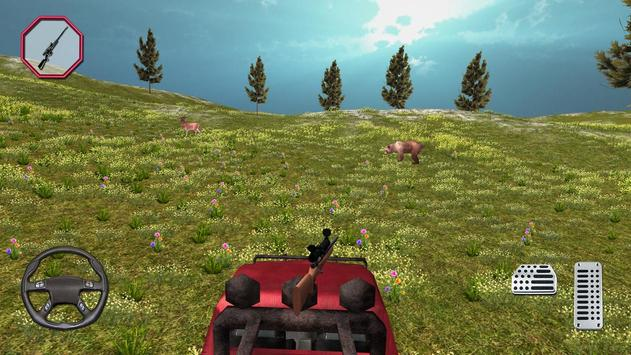 Real Deer hunting games apk screenshot
