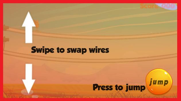 Bug on Wire Free apk screenshot