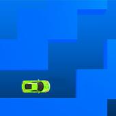 Zigzag Car Racer 2017 icon