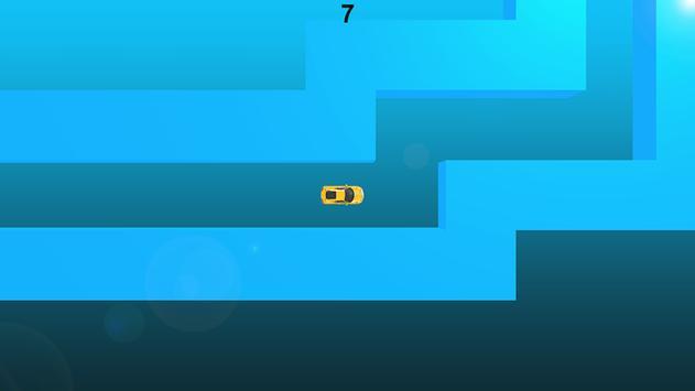 Zigzag Car Racer 2017 screenshot 7