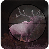 Real Deer hunting 3D game icon