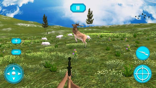 Real Deer hunting 3D game screenshot 13