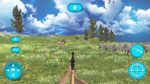 Real Deer hunting 3D game screenshot 2