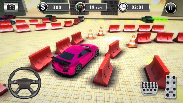 Real Luxury Sports Car Parking screenshot 4