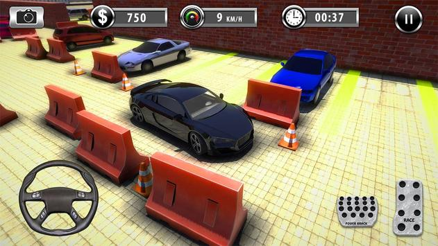Real Luxury Sports Car Parking screenshot 5