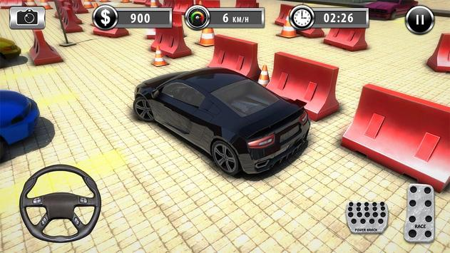 Real Luxury Sports Car Parking screenshot 9