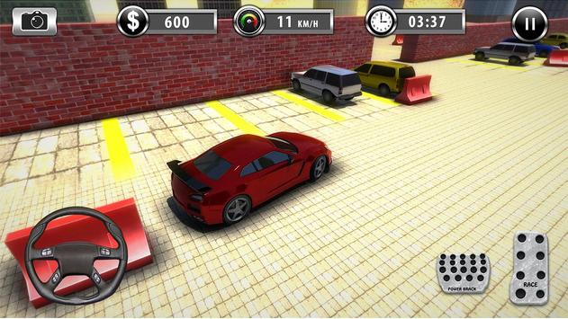 Real Luxury Sports Car Parking screenshot 1