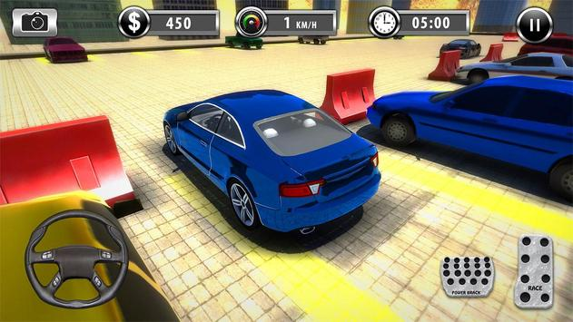 Real Luxury Sports Car Parking screenshot 3