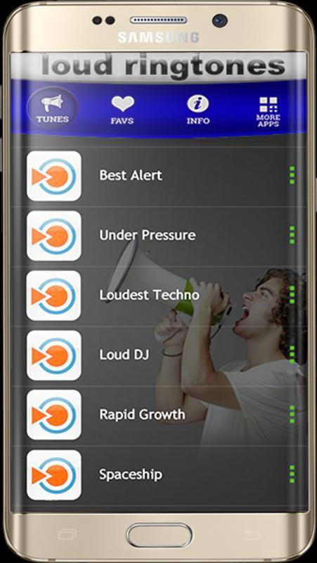 free download loud ringtones