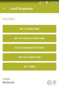 Loud Ringtones apk screenshot