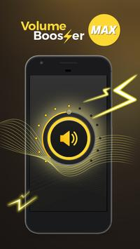 Volume booster – Music Player MP3 with Equalizer poster