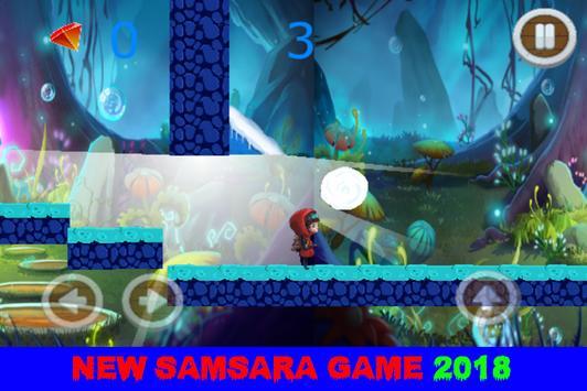SAMSARA  running  game 2018 screenshot 4