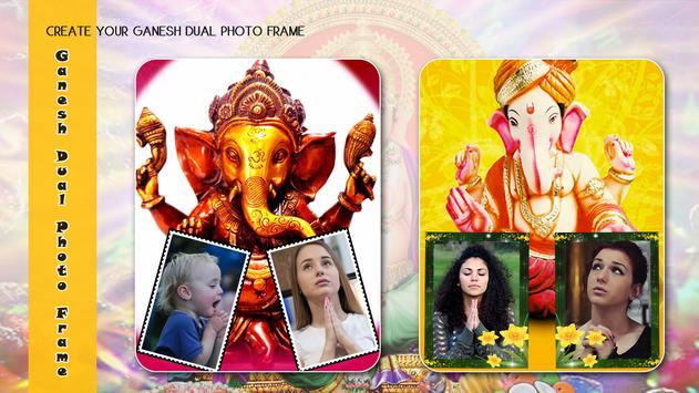 Ganesh Dual Photo Frame screenshot 3
