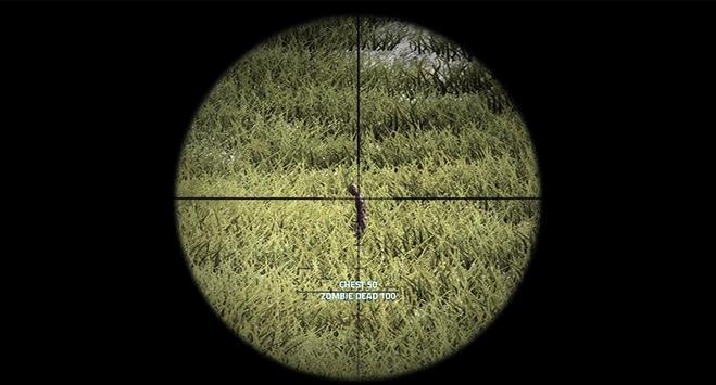 Walker Valley: Sniper poster