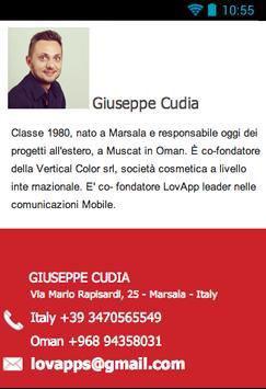 Giuseppe Cudia apk screenshot