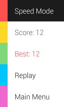 Don't Miss The Color Tile apk screenshot