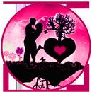 Couple Love Live Wallpaper APK