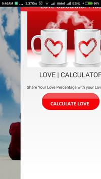 Love Calculator Plus apk screenshot