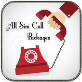 All Sim Call Packages 2017 icon