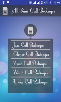 All Sim Call Packages 2017 poster