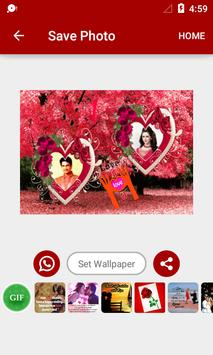 Love Dual Photo Frames apk screenshot