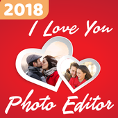 Love Photo Editor And Frames 2018 icon