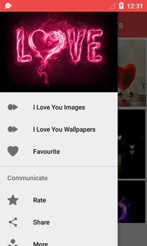I Love You Wallpaper screenshot 7
