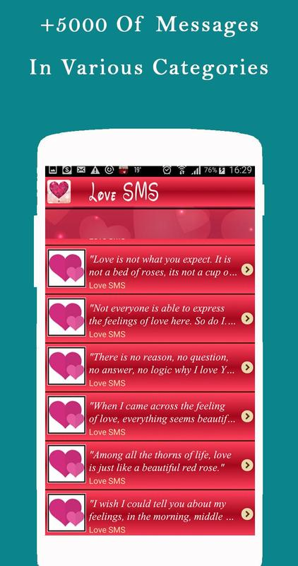 Sweet Romantic Love Messages For Android Apk Download